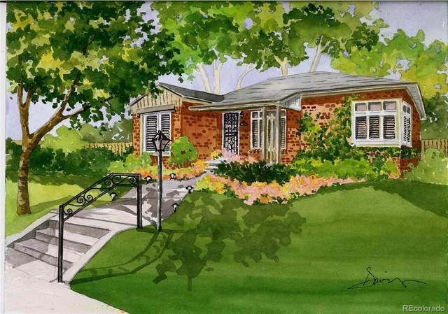 1235 Dexter Street, Denver, CO 80220 (#6826183) :: Wisdom Real Estate