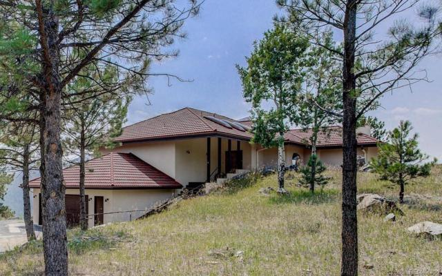 2241 Rockcress Way, Golden, CO 80401 (#6826671) :: The City and Mountains Group
