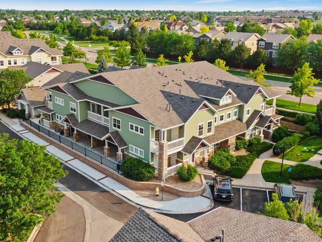 9319 Amison Circle #201, Parker, CO 80134 (MLS #6826884) :: Bliss Realty Group