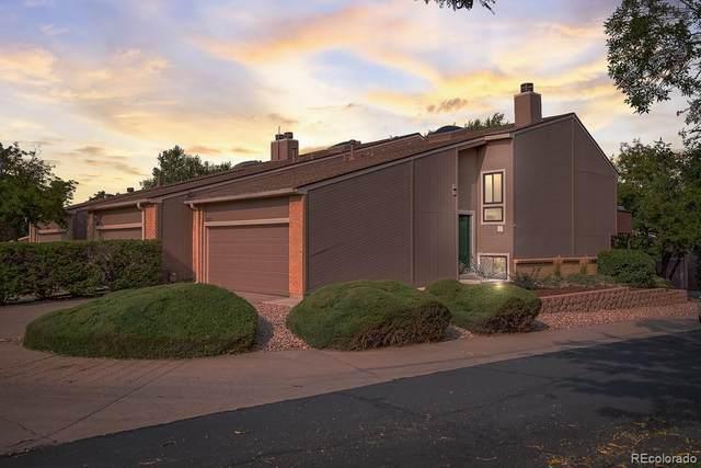 2879 W Rowland Place, Littleton, CO 80120 (#6827100) :: Wisdom Real Estate