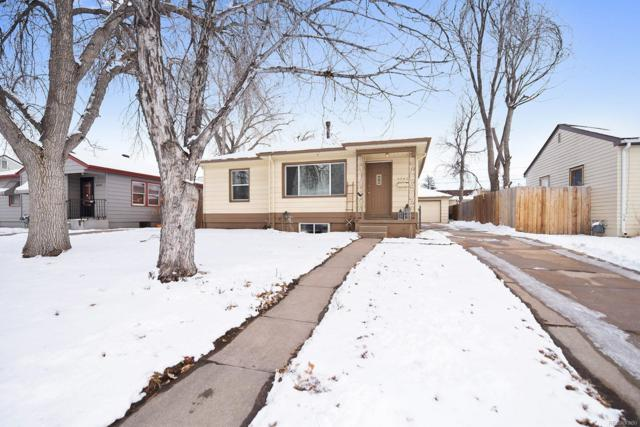 4542 S Acoma Street, Englewood, CO 80110 (#6827218) :: Bring Home Denver