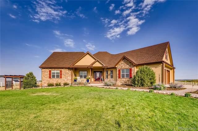 41110 Round Hill Circle, Parker, CO 80138 (MLS #6827286) :: Neuhaus Real Estate, Inc.