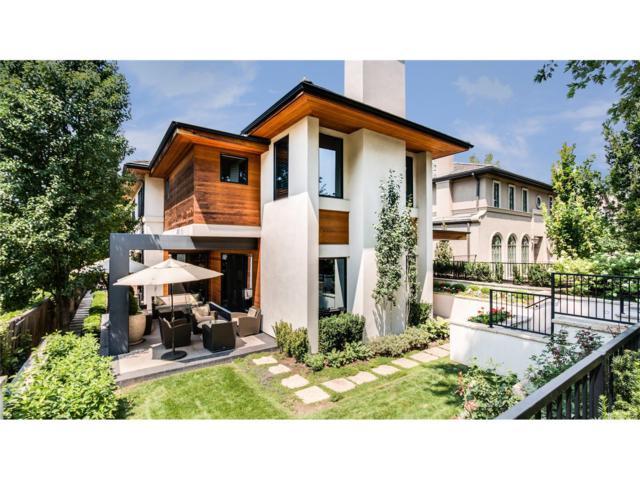 351 Madison Street, Denver, CO 80206 (MLS #6828074) :: 8z Real Estate