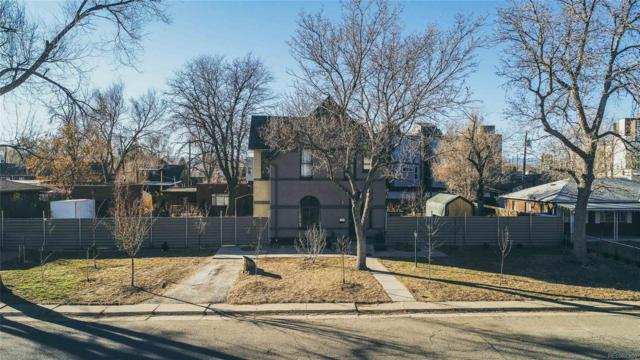 1465 Winona Court, Denver, CO 80204 (#6828334) :: House Hunters Colorado