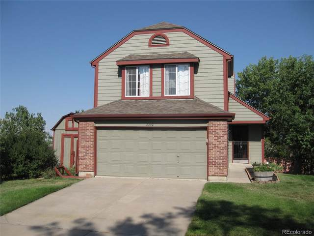 2250 E Cherrywood Drive, Lafayette, CO 80026 (#6828615) :: The DeGrood Team