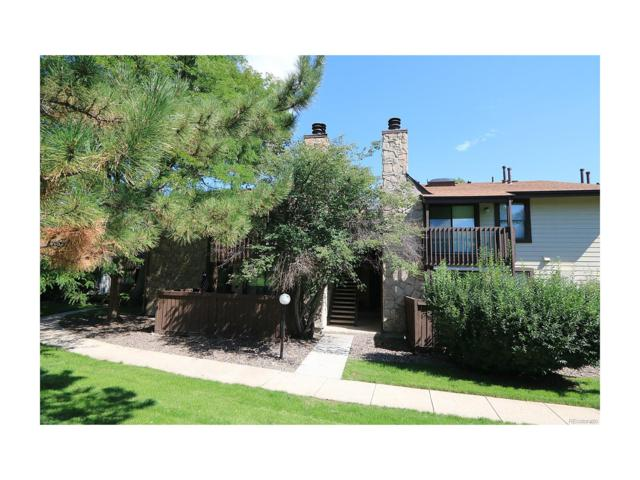 7770 W 87th Drive J, Arvada, CO 80005 (#6828693) :: Ford and Associates