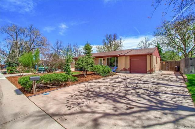 370 S Queen Street, Lakewood, CO 80226 (#6828756) :: Briggs American Properties