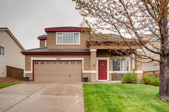 10424 Tracewood Drive, Highlands Ranch, CO 80130 (#6828959) :: The Peak Properties Group