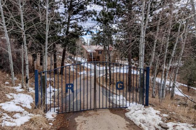 170 Deer Trail Drive, Bailey, CO 80421 (MLS #6828978) :: 8z Real Estate