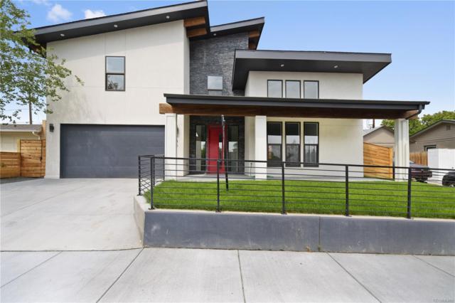 745 S Eliot Street, Denver, CO 80219 (#6829901) :: Bring Home Denver