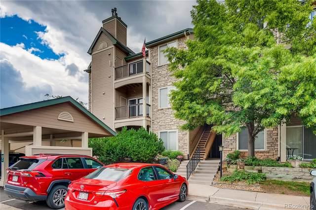 7355 S Alkire Street #201, Littleton, CO 80127 (MLS #6830233) :: Bliss Realty Group