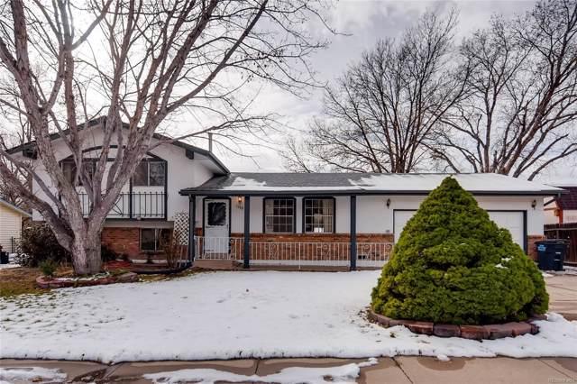 1368 Mears Drive, Colorado Springs, CO 80915 (MLS #6830301) :: 8z Real Estate