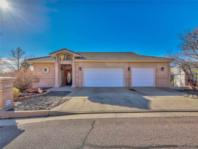 1350 Golden Hills Road, Colorado Springs, CO 80919 (MLS #6830441) :: 8z Real Estate