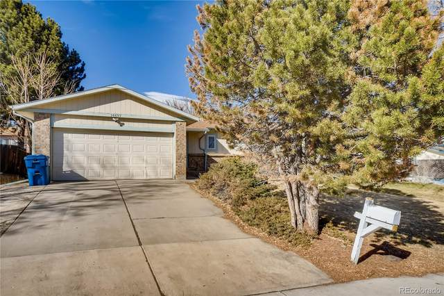 14697 E Oregon Drive, Aurora, CO 80012 (#6830546) :: iHomes Colorado