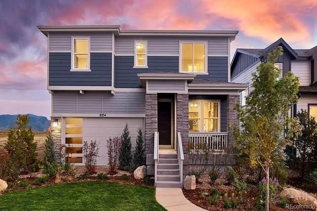 9018 Fraser River Street, Littleton, CO 80125 (MLS #6830940) :: Bliss Realty Group