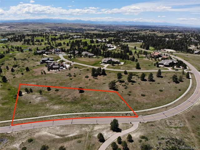 8620 Preservation Trail, Parker, CO 80134 (#6831025) :: The HomeSmiths Team - Keller Williams