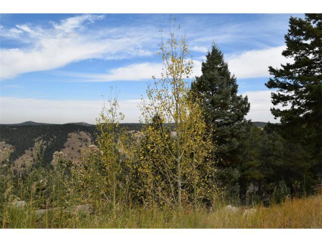 12838 Piano Meadows Drive, Conifer, CO 80433 (MLS #6831327) :: 8z Real Estate