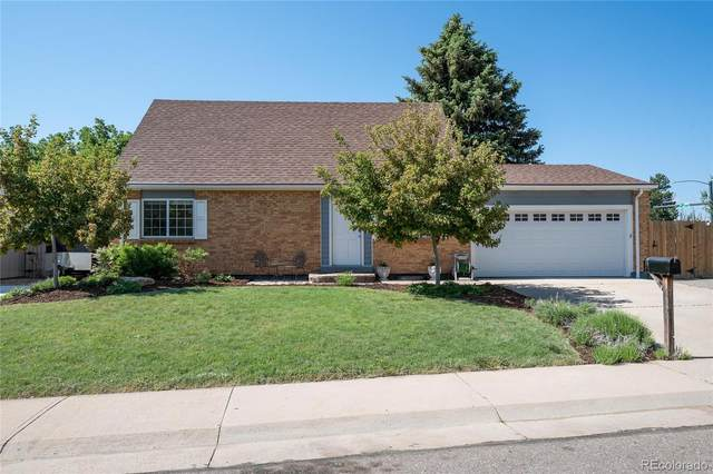 8570 W 88th Place, Westminster, CO 80021 (#6831508) :: The DeGrood Team
