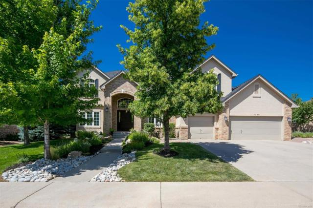 1349 Meyerwood Circle, Highlands Ranch, CO 80129 (MLS #6831667) :: Bliss Realty Group