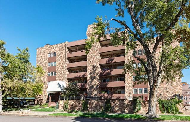 252 N Pennsylvania Street #507, Denver, CO 80203 (#6831715) :: Relevate   Denver