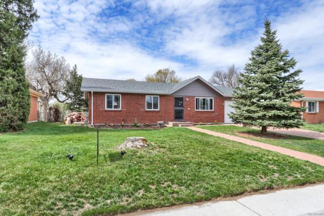 5520 Vale Drive, Denver, CO 80246 (MLS #6831753) :: 8z Real Estate