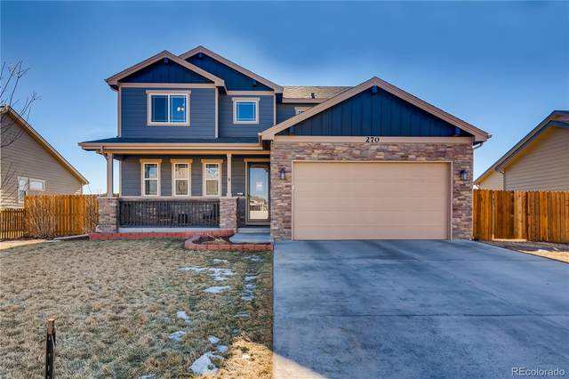 270 Bluegrass Street, Eaton, CO 80615 (MLS #6832979) :: Re/Max Alliance