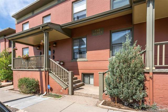 3141 Tejon Street B, Denver, CO 80211 (#6833118) :: Real Estate Professionals
