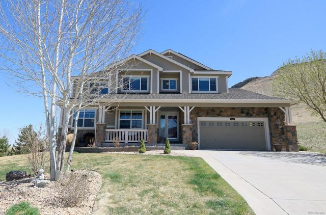 18947 W 54th Lane, Golden, CO 80403 (#6833749) :: The Pete Cook Home Group