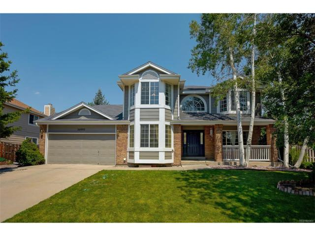 20995 E Berry Avenue, Centennial, CO 80015 (MLS #6834048) :: 8z Real Estate