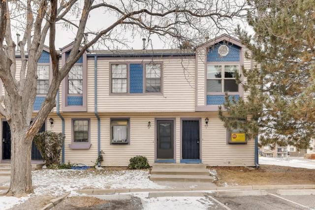 413 S Kittredge Street B, Aurora, CO 80017 (#6834152) :: House Hunters Colorado
