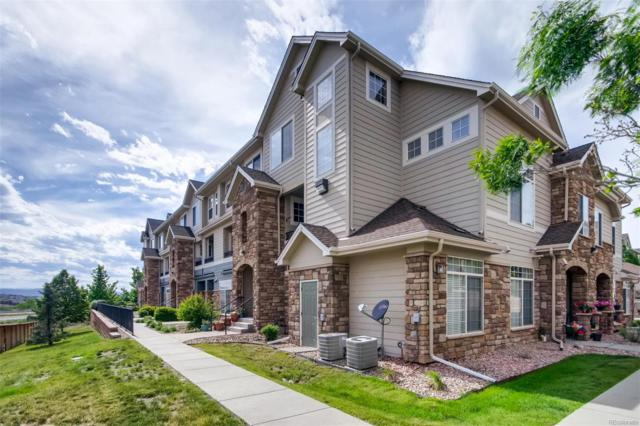 466 Black Feather Loop #513, Castle Rock, CO 80104 (#6834155) :: The Heyl Group at Keller Williams
