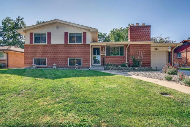 3043 S Ivan Way, Denver, CO 80227 (#6834580) :: Bring Home Denver
