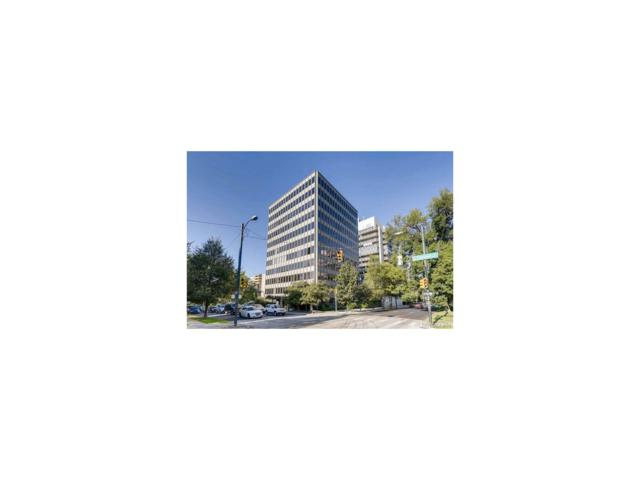 789 Clarkson Street #305, Denver, CO 80218 (MLS #6834967) :: 8z Real Estate