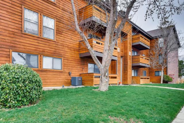 341 Wright Street #303, Lakewood, CO 80228 (#6835096) :: The City and Mountains Group