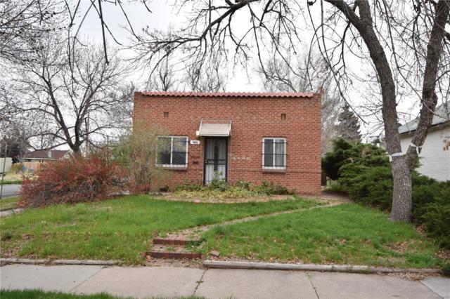3458 Columbine Street, Denver, CO 80205 (#6835550) :: House Hunters Colorado