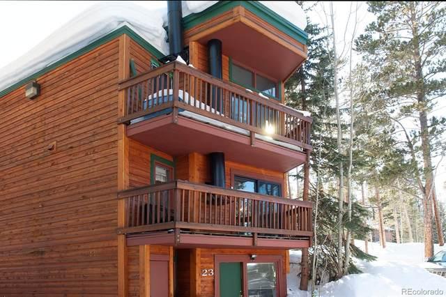 1140 Ski Hill Road #27, Breckenridge, CO 80424 (#6835846) :: The HomeSmiths Team - Keller Williams