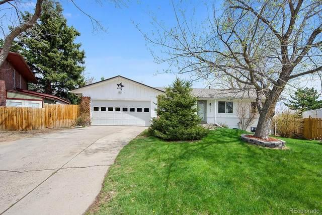 13685 W Utah Avenue, Lakewood, CO 80228 (#6836132) :: Chateaux Realty Group