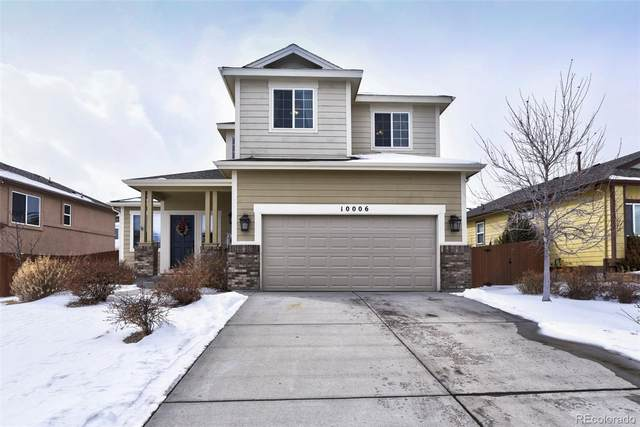 10006 Everglades Drive, Peyton, CO 80831 (MLS #6836575) :: Bliss Realty Group