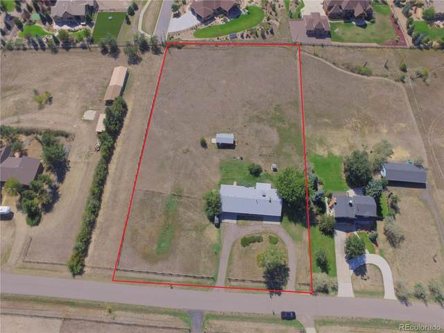 15232 W 76th Drive, Arvada, CO 80007 (#6837151) :: The DeGrood Team