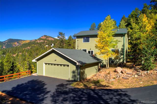 11181 Marks Drive, Conifer, CO 80433 (#6837832) :: The Dixon Group