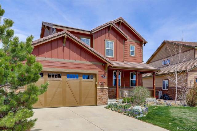 683 Tiger Lily Way, Highlands Ranch, CO 80126 (#6838277) :: Mile High Luxury Real Estate