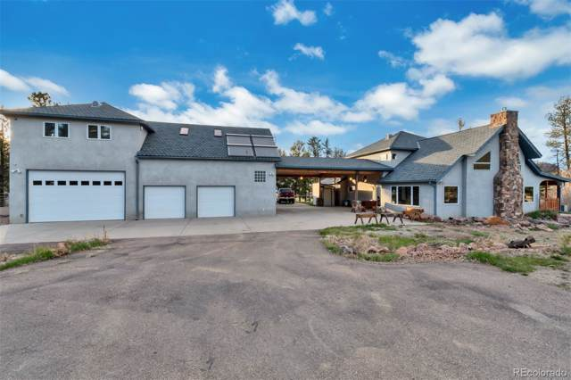 25 County Rd 112, Florissant, CO 80816 (#6839091) :: The DeGrood Team