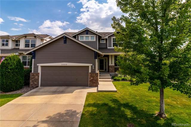 20616 E Lake Place, Aurora, CO 80016 (MLS #6839475) :: Bliss Realty Group