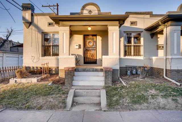 621 E 5th Avenue, Denver, CO 80203 (#6839501) :: Bring Home Denver with Keller Williams Downtown Realty LLC