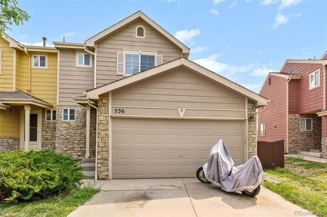 536 W 91st Circle, Thornton, CO 80260 (MLS #6839831) :: Find Colorado