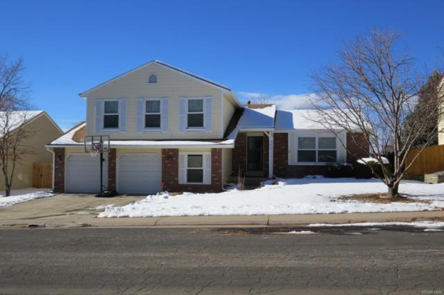 7677 S Pennsylvania Drive, Littleton, CO 80122 (#6839866) :: The Peak Properties Group