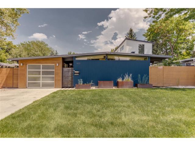 1420 S Dahlia Street, Denver, CO 80222 (MLS #6840329) :: 8z Real Estate