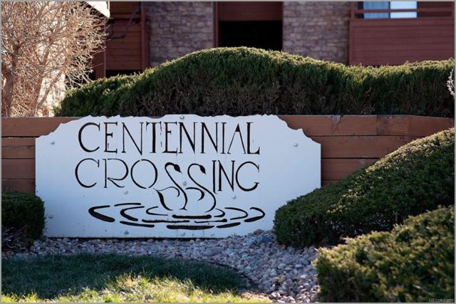 4691 S Decatur Street #112, Englewood, CO 80110 (#6840364) :: The Griffith Home Team