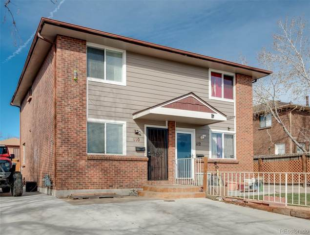 110 Del Norte Street, Denver, CO 80221 (MLS #6840385) :: 8z Real Estate