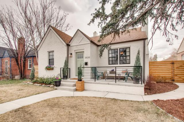 3530 N Milwaukee Street, Denver, CO 80205 (#6840760) :: 5281 Exclusive Homes Realty